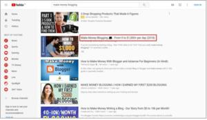 Pozycjonowanie filmow youtube słowa kluczowe na poczatku tytulu