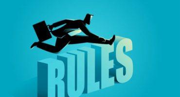 Zasady są po to by je łamać