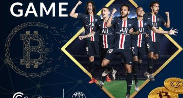 CoinCasso oficjalnym partnerem Paris Saint-Germain!